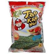 Tao Kae Noi Crispy Seaweed, Hot & Spicy