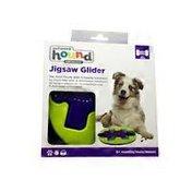 Outward Hound Jigsaw Glider Dog Toy