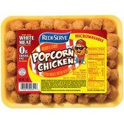 Redi Serve Tray Wrap Breaded & Cooked Popcorn Chicken