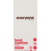 Everyone Hand Sanitizer Spray, Ruby Grapefruit