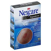 Nexcare Transparent Dressing, Waterproof, Assorted Pack