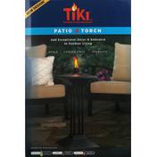 Tiki Torch, Patio