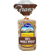 Franz English Muffins,100% Whole Wheat