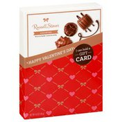 Russell Stover Chocolates, Milk & Dark, Assorted, Happy Valentine's Day