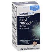 Equaline Acid Reducer, Regular Strength, Tablets