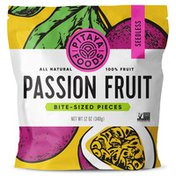 Pitaya Foods Passion Fruit Bite-Sized Pieces Seedless