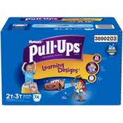 Pull-Ups Learning Designs for Boys 2T-3T Training Pants