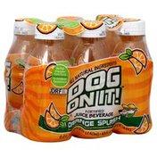 Dog On It Juice Beverage, Orange Splash