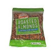Meijer Roasted Almonds With Sea Salt