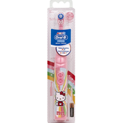 Crest Toothbrush, Power, Soft, Hello Kitty