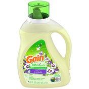 Gain Botanicals Plant Based Laundry Detergent, White Tea & Lavender