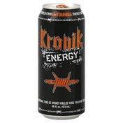 Kronik Beverage, Energy, Entourage
