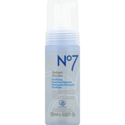 No7 Foaming Cleanser, Purifying, Radiant Results