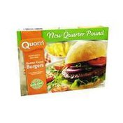 Quorn Meatless & Soy-free Quarter Pound Burgers