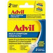 Advil Cold and Flu Medicine with Ibuprofen, Cold and Flu Medicine with Ibuprofen
