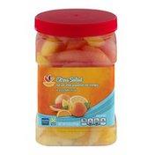 SB Citrus Salad Red and White Grapfruit and Oranges