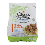 Nature's Promise Chicken Meatballs