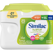 Similac For Spit Up Infant Formula with Iron Powder