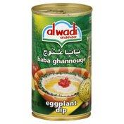 Al Wadi Eggplant Dip, Baba Ghannouge