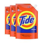 Tide Liquid Laundry Detergent, Original Scent