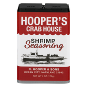 Hooper's Crab House Shrimp Seasoning