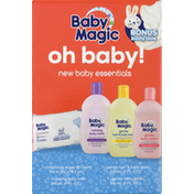 Baby Magic Baby Essentials Set, Oh Baby!