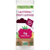Stretch Island Fruit Co. Fruit Strip, Ripened Raspberry