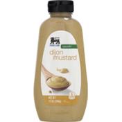 Food Lion Mustard, Dijon, Savory, Bottle