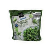 Season's Choice Steamable Baby Brussels Sprouts