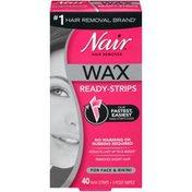 Nair Wax Ready-Strips Hair Remover