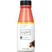 Soylent Ready-To-Drink Meal, Caffeine + L-Theanine, Cafe Chai