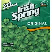 Irish Spring Soap, Deodorant, Original