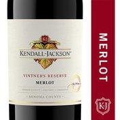 Kendall-Jackson Vintner's Reserve Merlot