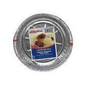 Jiffy Round Foil Bake Pans