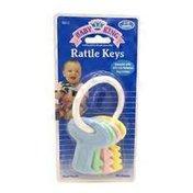 Babyking Rattle Keys