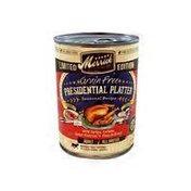 Merrick Limited Edition Grain Free Presidential Platter Seasonal Recipe Adult Dog Food