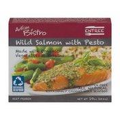 Artisan Bistro Wild Salmon With Pesto