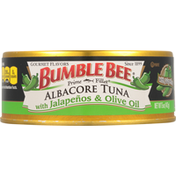 Bumble Bee Prime Fillet Albacore Tuna with Jalapeños & Olive Oil