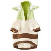 Petco Animal Supplies Large Star Wars Yoda Sweater Hoodie