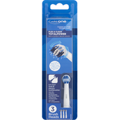 CareOne Power Brush Replacement Heads