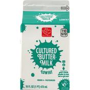 Harris Teeter Cultured Buttermilk, Low Fat