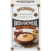 McCann's Maple & Brown Sugar Instant