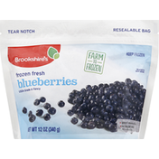 Brookshire's Blueberries, Frozen Fresh