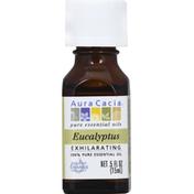 Aura Cacia Pure Essential Oils Eucalyptus