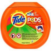 Tide PODS Alpine Breeze Pacs Laundry Detergent