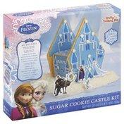 Crafty Cooking Kits Cookie Castle Kit, Sugar, Disney Frozen