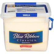 Blue Ribbon Classics Vanilla Reduced Fat Ice Cream