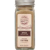 San Francisco Salt Company Thyme, Ground