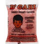D'Gari Gelatin Dessert, Strawberry