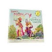 Harper Collins Quest for the Unicorn Book
